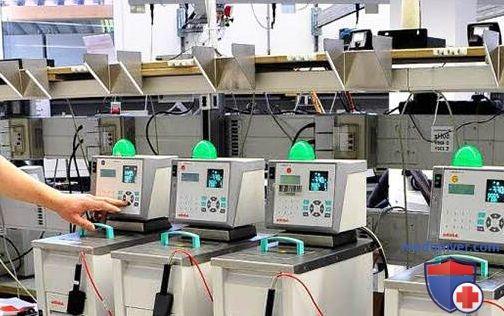 Оборудование медицинской микробиологической лаборатории