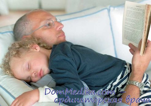 нарушения дыхания во сне у детей