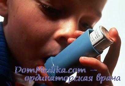 применение эуфиллина при бронхиальной астме